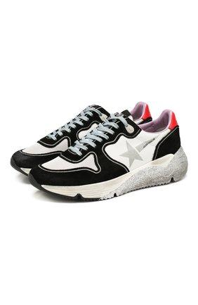 Комбинированные кроссовки Running  | Фото №1