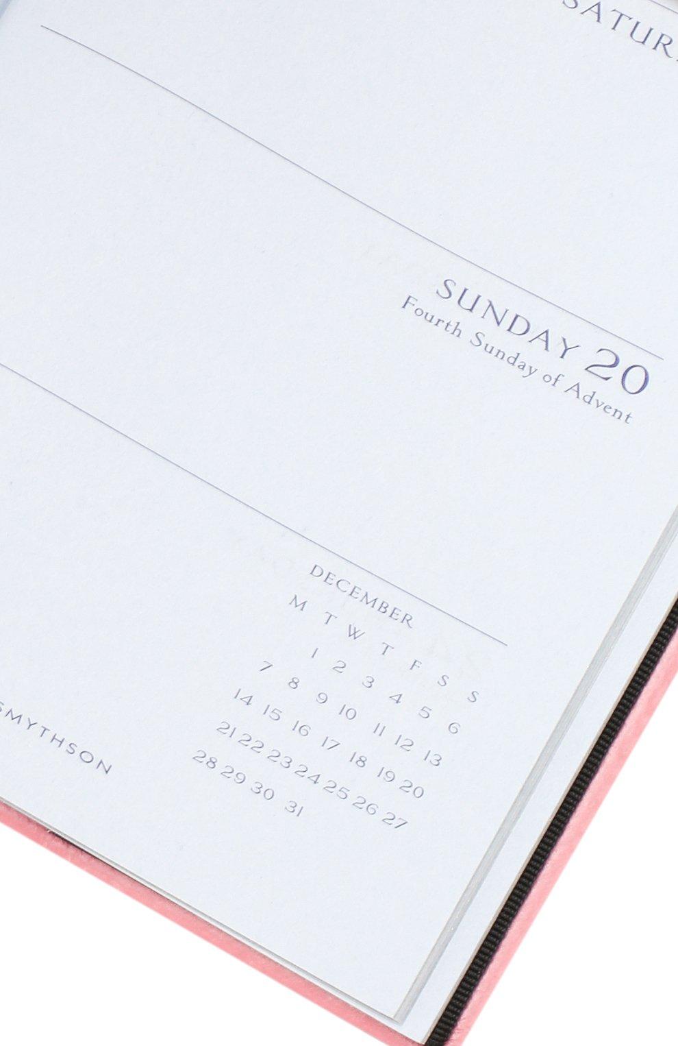 Ежедневник в кожаной обложке | Фото №3