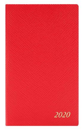 Ежедневник в кожаной обложке | Фото №1