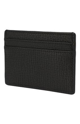 Женский кожаный футляр для кредитных карт SMYTHSON черного цвета, арт. 1025469 | Фото 2