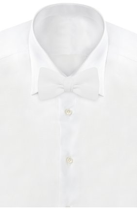 Хлопковый галстук-бабочка | Фото №2