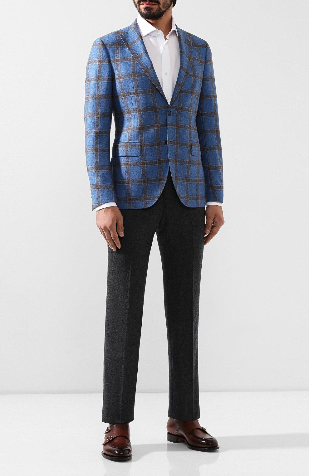 Пиджак из смеси шерсти и кашемира | Фото №2