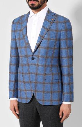 Пиджак из смеси шерсти и кашемира | Фото №3