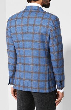 Пиджак из смеси шерсти и кашемира | Фото №4