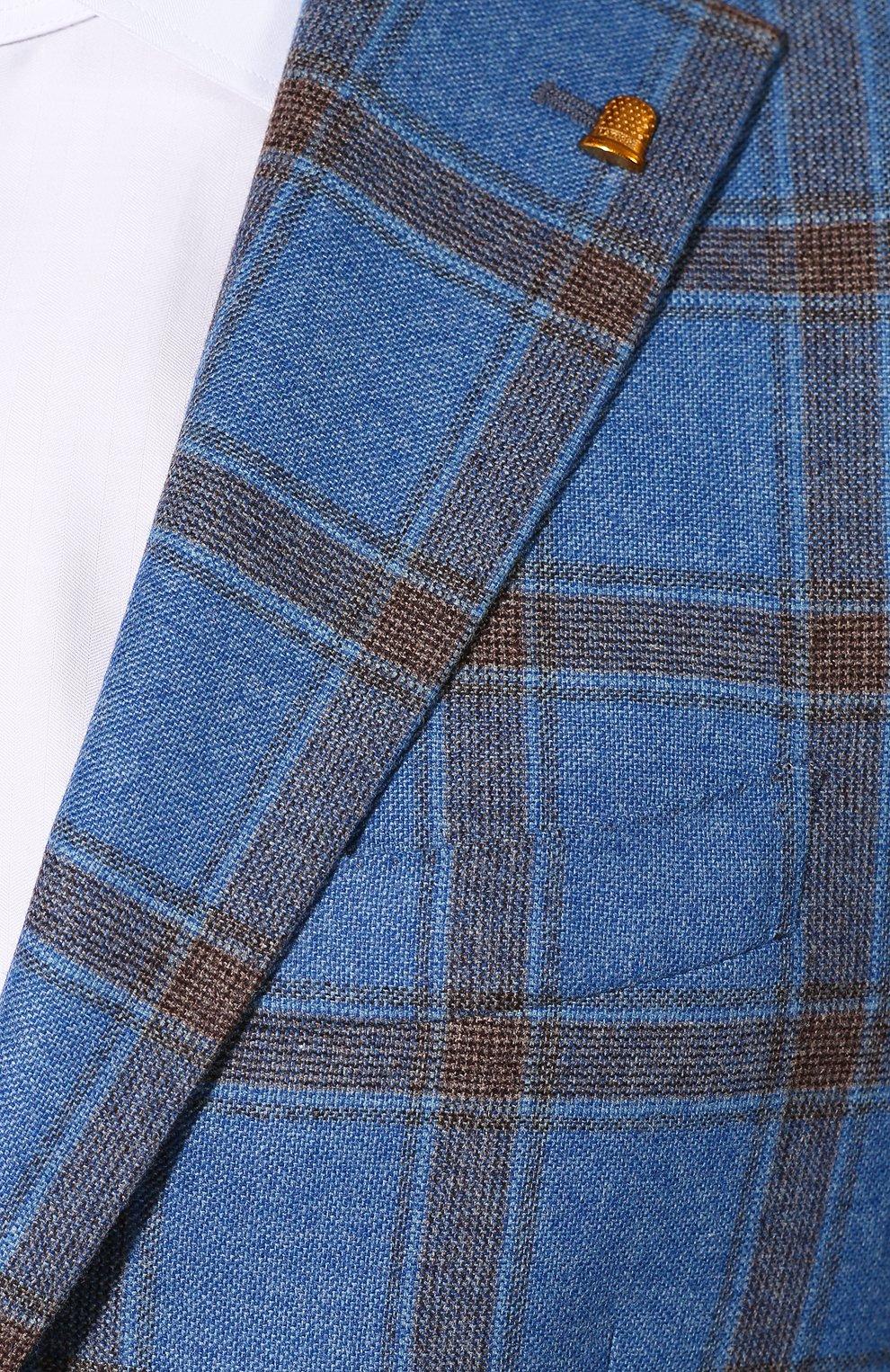 Пиджак из смеси шерсти и кашемира | Фото №5