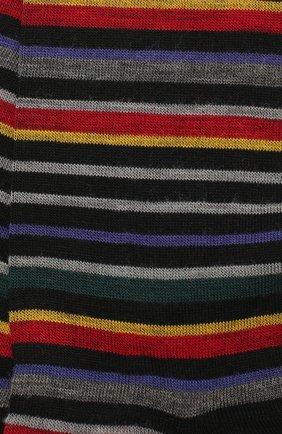 Мужские шерстяные носки PANTHERELLA разноцветного цвета, арт. 895539 | Фото 2