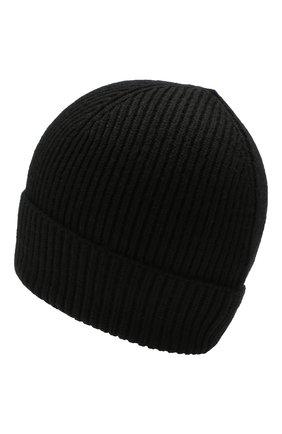 Мужская шапка POLO RALPH LAUREN черного цвета, арт. 449775528 | Фото 2