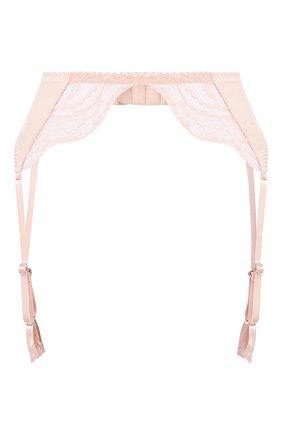 Женский пояс для чулок FLEUR OF ENGLAND светло-розового цвета, арт. SC04BSH | Фото 1