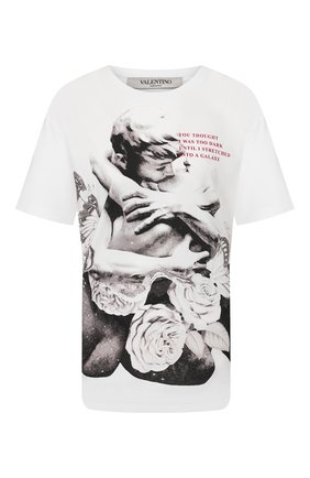 Хлопковая футболка | Фото №1