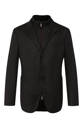 Шерстяной пиджак | Фото №1