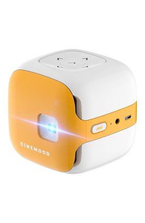 Мужской портативный проектор диакубик 3м draft CINEMOOD белого цвета, арт. CNMD0016LE-3M | Фото 1