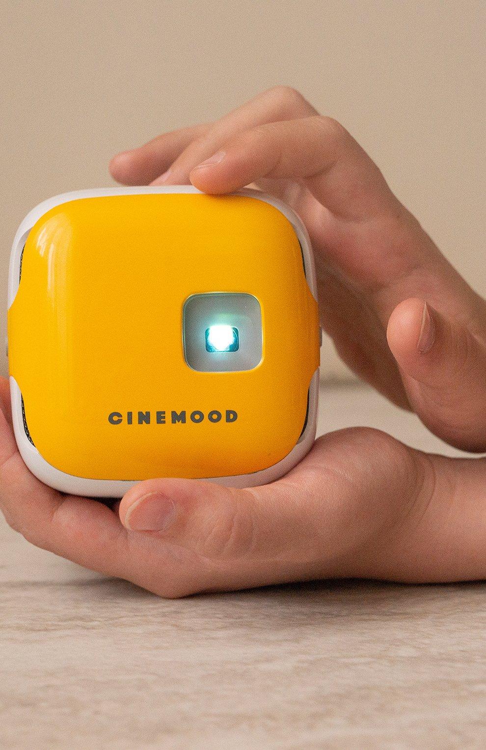 Портативный проектор диакубик 3м draft CINEMOOD белого цвета, арт. CNMD0016LE-3M   Фото 3