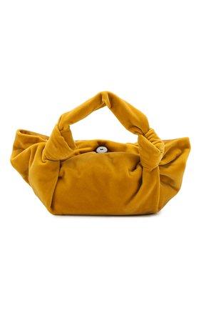 Женская сумка ascot two THE ROW желтого цвета, арт. W1219W498 | Фото 1