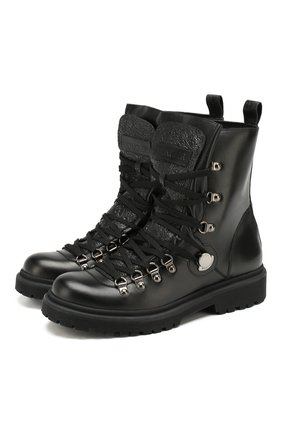 Кожаные ботинки Berenice   Фото №1