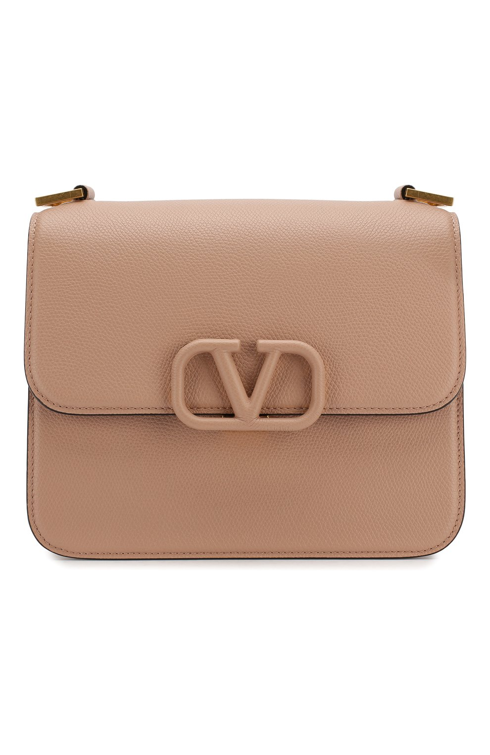 Женская сумка valentino garavani vsling medium VALENTINO бежевого цвета, арт. SW0B0F00/RQR | Фото 1