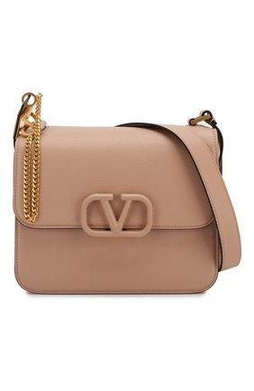 Женская сумка valentino garavani vsling medium VALENTINO бежевого цвета, арт. SW0B0F00/RQR | Фото 6