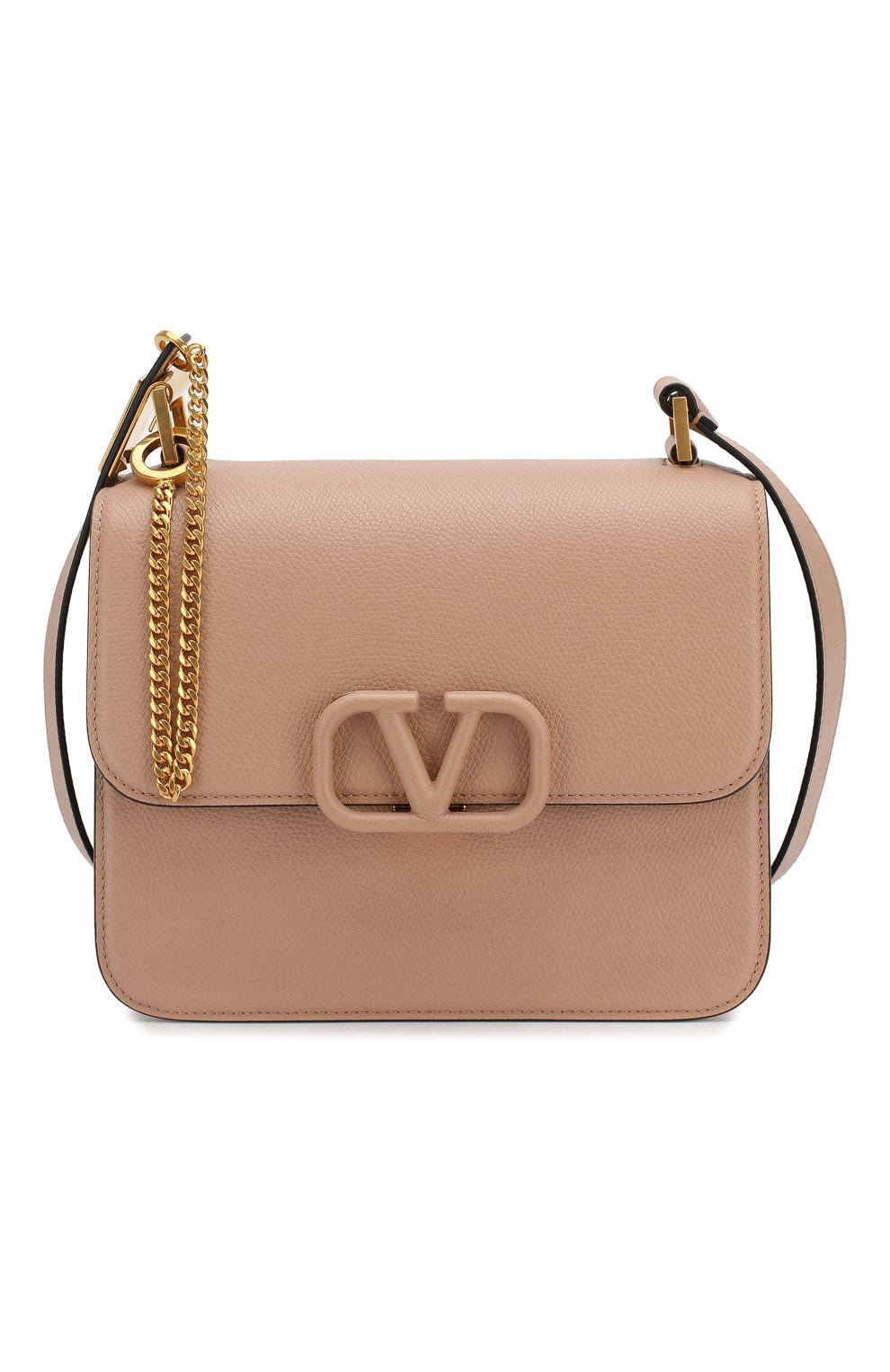 Женская сумка valentino garavani vsling medium VALENTINO бежевого цвета, арт. SW0B0F00/RQR | Фото 7