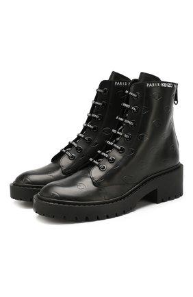 Кожаные ботинки Pike   Фото №1