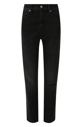Женские джинсы FRAME DENIM черного цвета, арт. L0JSK252 | Фото 1