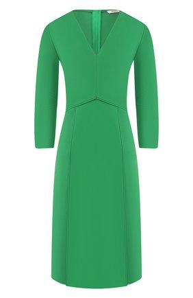 Женское платье DOROTHEE SCHUMACHER зеленого цвета, арт. 548013/EM0TI0NAL ESSENCE | Фото 1