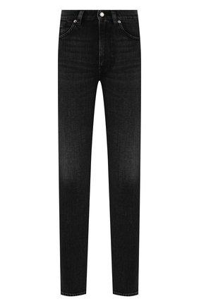 Женские джинсы GOLDEN GOOSE DELUXE BRAND темно-серого цвета, арт. G35WP083.A2 | Фото 1