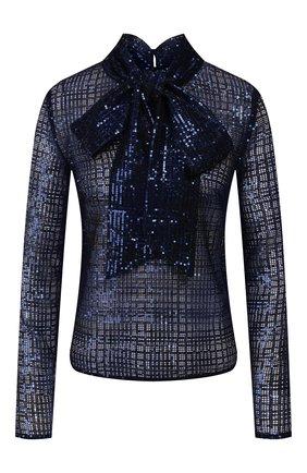 Блузка с пайетками | Фото №1