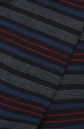 Мужские шерстяные носки PANTHERELLA темно-синего цвета, арт. 595535 | Фото 2
