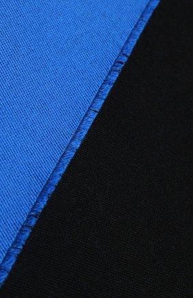 Шарф из смеси шерсти и шелка Valentino x Undercover   Фото №2