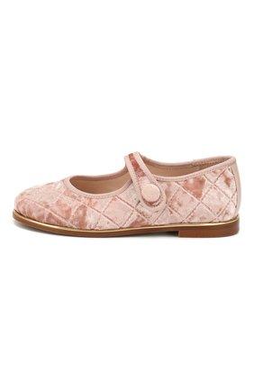Текстильные туфли   Фото №2