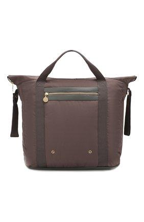 Детская сумка-рюкзак STELLA MCCARTNEY серого цвета, арт. 566839/SND02 | Фото 1