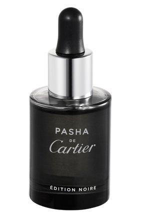 Масло для бороды Pasha de Cartier Edition Noire | Фото №1
