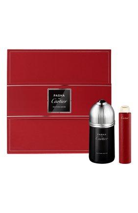 Набор Pasha de Cartier Edition Noire | Фото №1