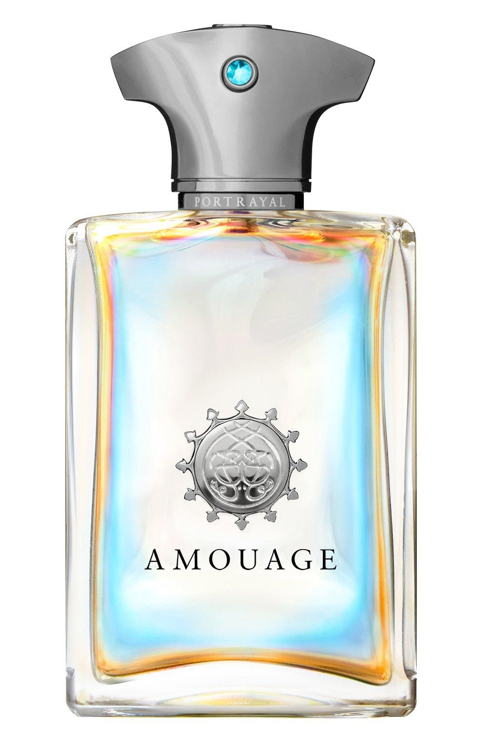 Мужской парфюмерная вода portrayal AMOUAGE бесцветного цвета, арт. 33092   Фото 1