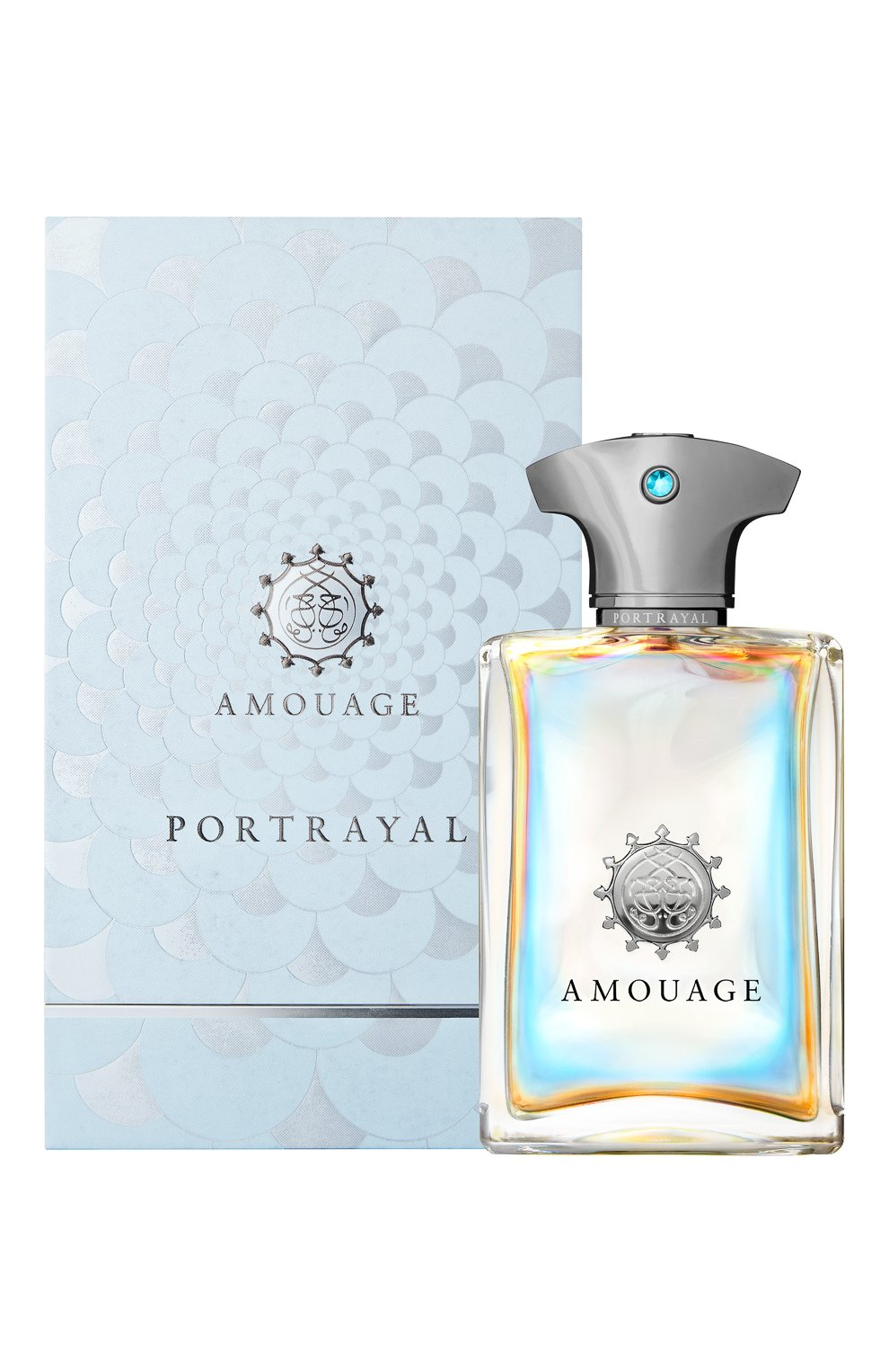 Мужской парфюмерная вода portrayal AMOUAGE бесцветного цвета, арт. 33092   Фото 2