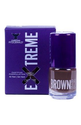 Лак для ногтей Extreme, оттенок Brown 32 | Фото №1