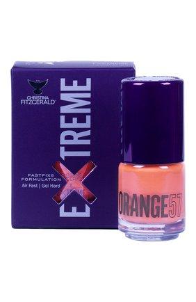 Лак для ногтей Extreme, оттенок Orange 57 | Фото №1