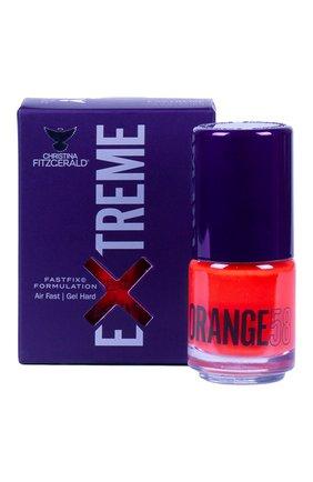 Лак для ногтей Extreme, оттенок Orange 58 | Фото №1