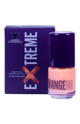 Лак для ногтей Extreme, оттенок Orange 60 | Фото №1