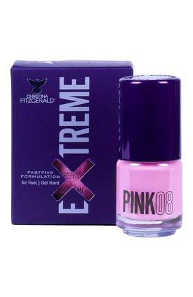 Лак для ногтей Extreme, оттенок Pink 08 | Фото №1