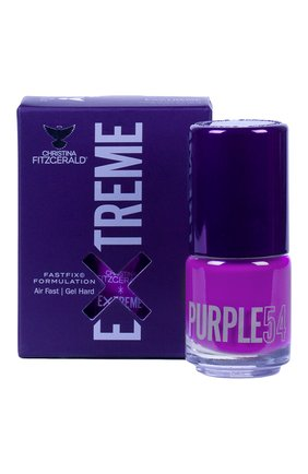 Лак для ногтей Extreme, оттенок Purple 54 | Фото №1
