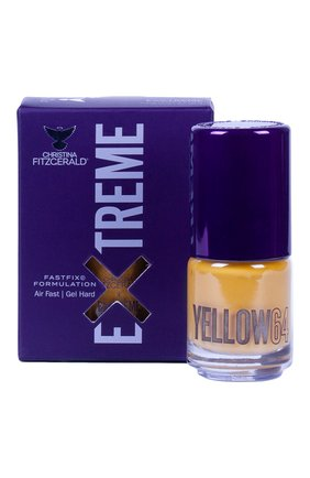 Лак для ногтей Extreme, оттенок Yellow 64 | Фото №1
