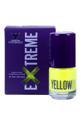 Лак для ногтей Extreme, оттенок Yellow 65 | Фото №1