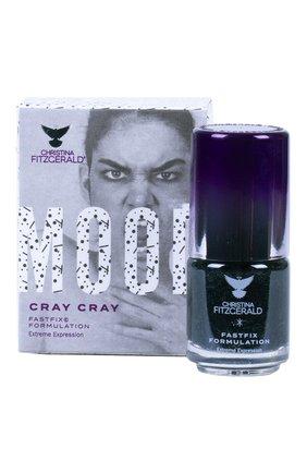 Лак для ногтей Mood, оттенок Cray Cray | Фото №1