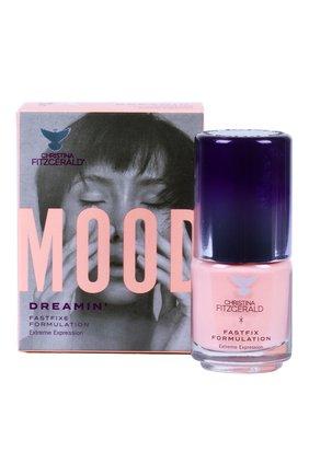 Женский лак для ногтей mood, оттенок dreamin' CHRISTINA FITZGERALD бесцветного цвета, арт. 9333381004666 | Фото 1