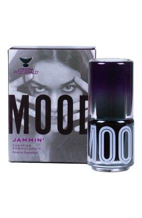 Женский лак для ногтей mood, оттенок jammin' CHRISTINA FITZGERALD бесцветного цвета, арт. 9333381004703 | Фото 2