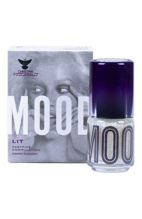Женский лак для ногтей mood, оттенок lit CHRISTINA FITZGERALD бесцветного цвета, арт. 9333381004710 | Фото 2
