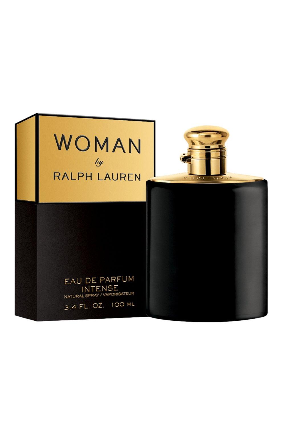 Женский парфюмерная вода woman intense RALPH LAUREN бесцветного цвета, арт. 3605972163721   Фото 2