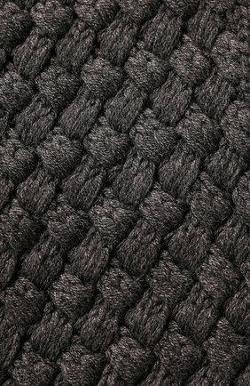 Мужские кашемировый шарф DOLCE & GABBANA серого цвета, арт. FX545T/JAWQR | Фото 2