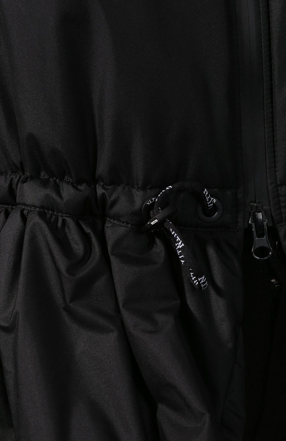 Женская куртка VALENTINO черного цвета, арт. SB3CJ01D3WE | Фото 5