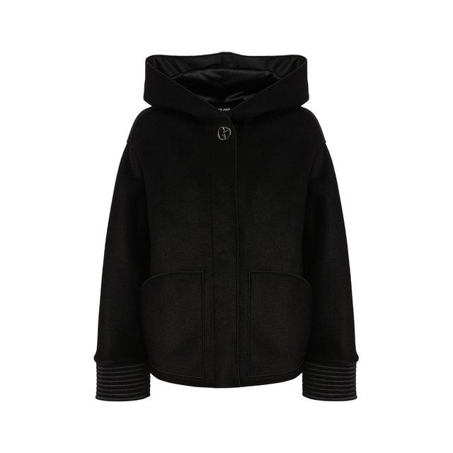 Куртка с капюшоном Giorgio Armani